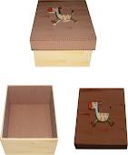 Caixa Infantil 15 x 15Cm