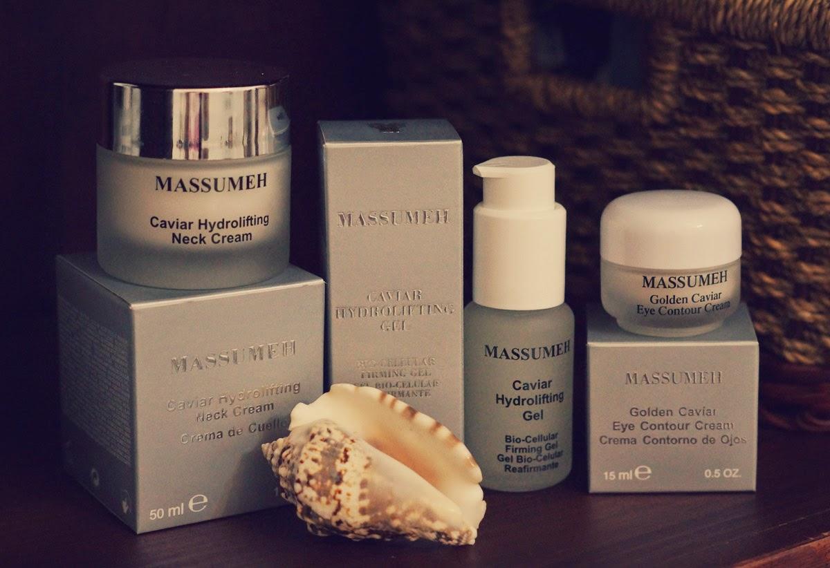 Massumeh+caviar+hydrolifting