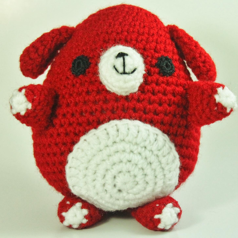 I Love Handmade!: Rocky, the Rock Star-Amigurumi Puppy