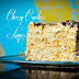 Resepi & Tutorial : Cheezy Crackers Layer Cake