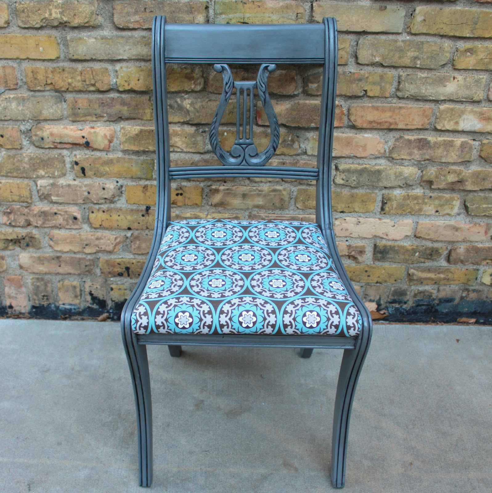 duncan phyfe shield back chairs for sale