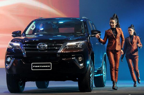 Keunggulan Performa Mesin All New Toyota Fortuner 2016