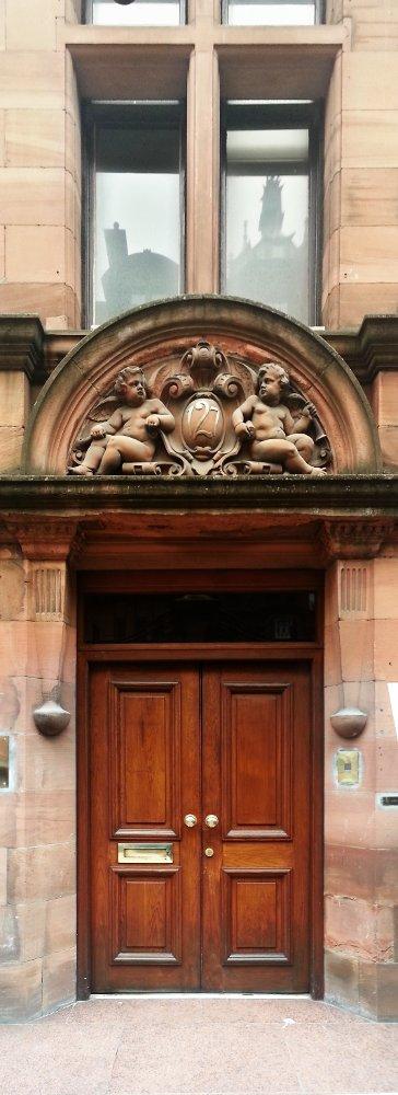 Globe Insurance Building,Glasgow