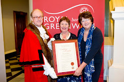 The FREEDOM OF THE BOROUGH AWARDS