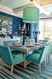 Cat Rumah Minimalis Warna Biru