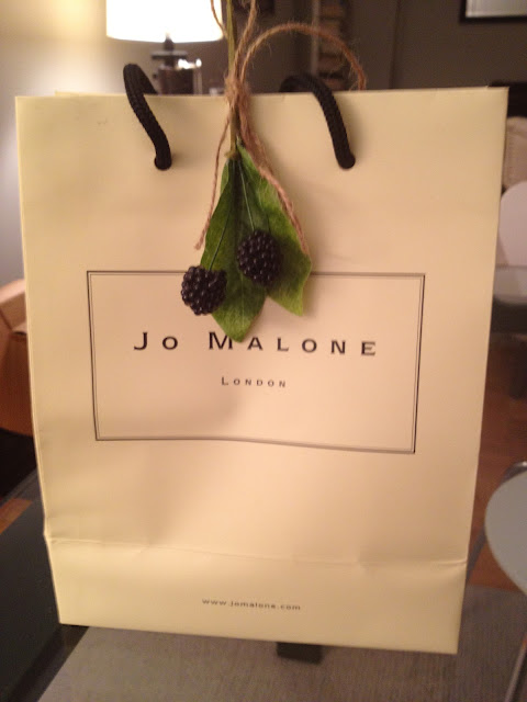Jo Malone Blackberry & Bay Fragrance Review