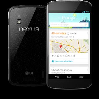 Cara Mengatasi Upgrade KitKat Nexus 4 Yang Bermasalah Dengan LockScreen