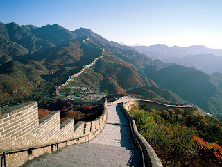 The Great Wall of China Desktop Wallpaper