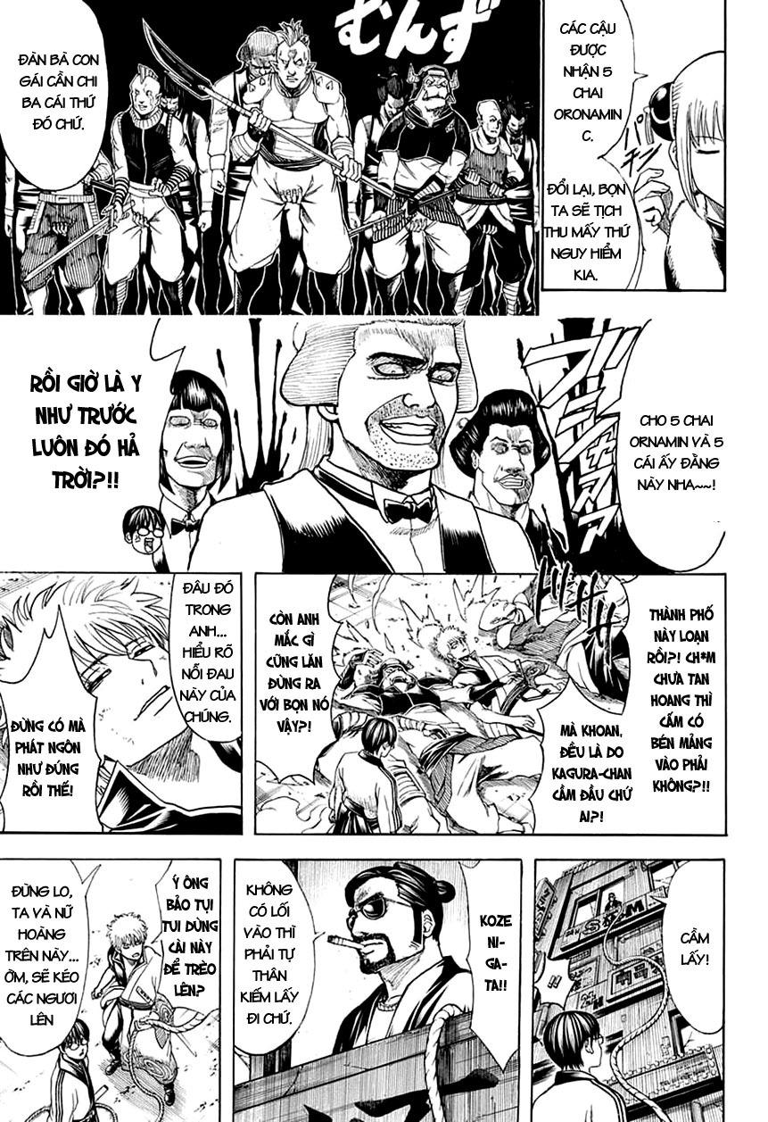 Gintama Chap 615 - Trang 13