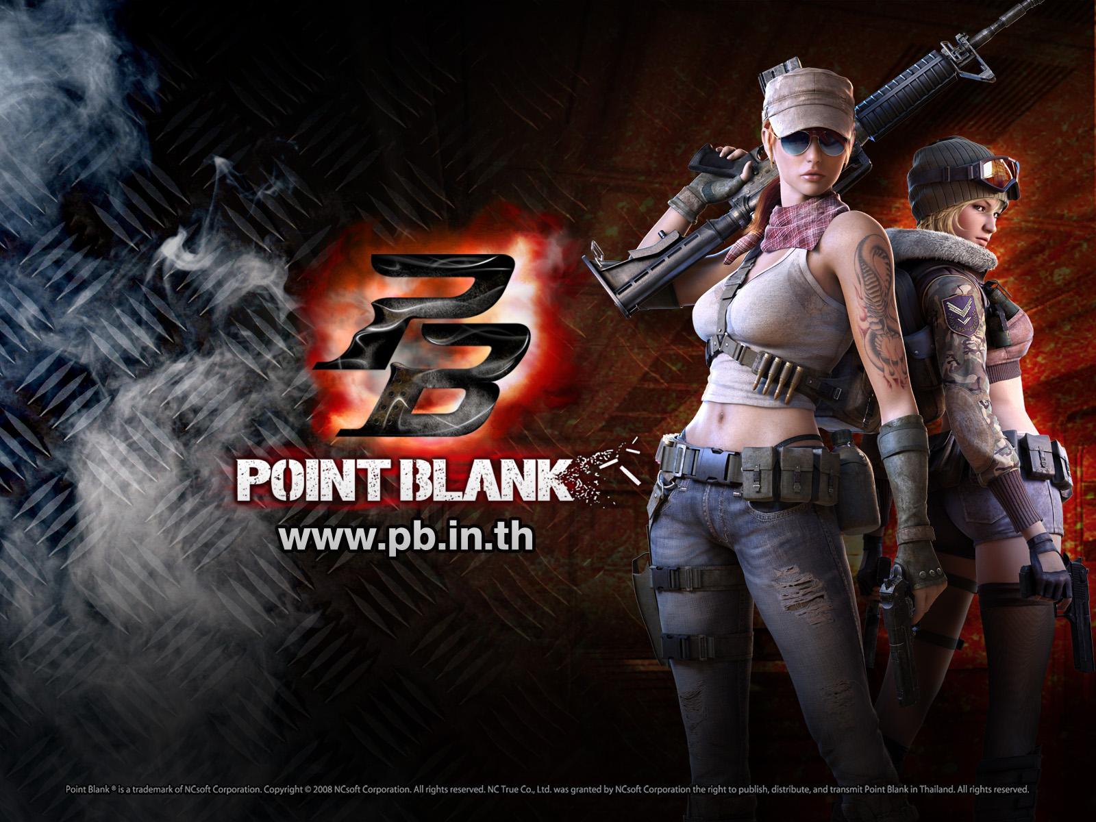 Wallpapers do point blank para pc