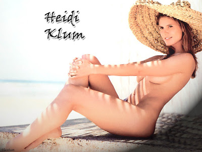 Heidi Klum Without Cloth Pictures