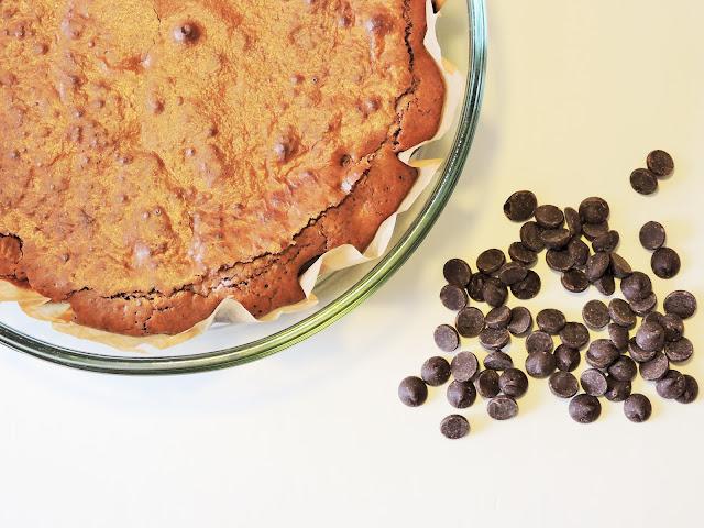 recette sans gluten de brownie au chocolat noir et aux noix de pécan
