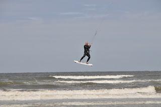 Kite Surfer North Pembrokeshire