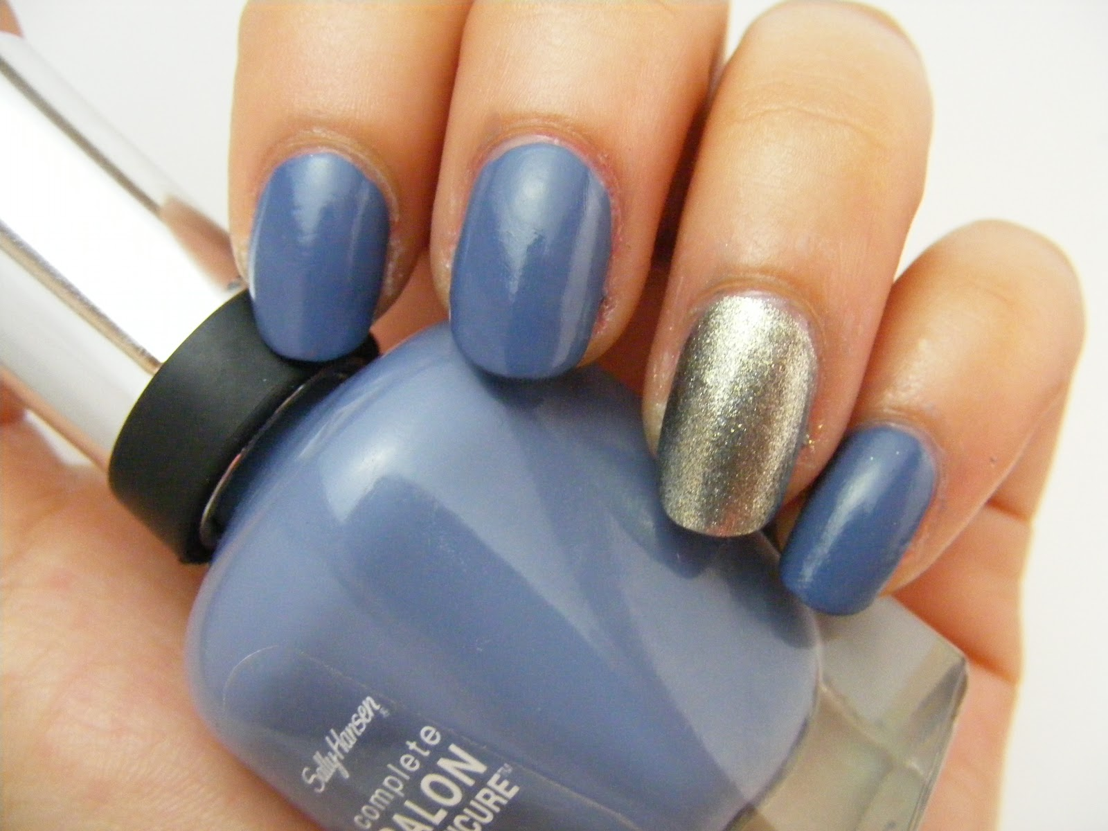 Miss Nail Polish: Sally Hansen Resurrection and Green Tea- Spring ...