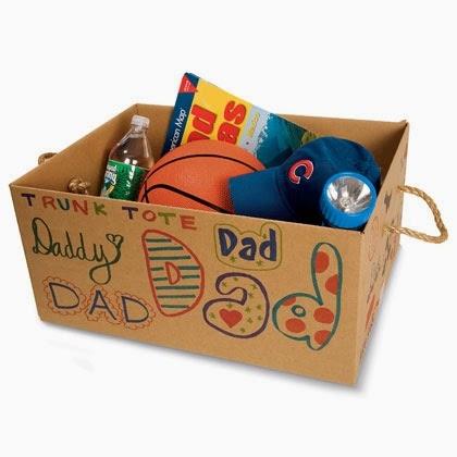 Regalos sorpresa para el día del padre en Recicla Inventa