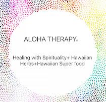 ALOHA THERAPY  ☽   from HAWAI'I