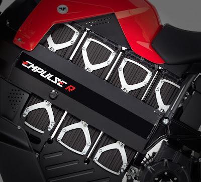 Superbike elétrica Brammo Empulse R 2012