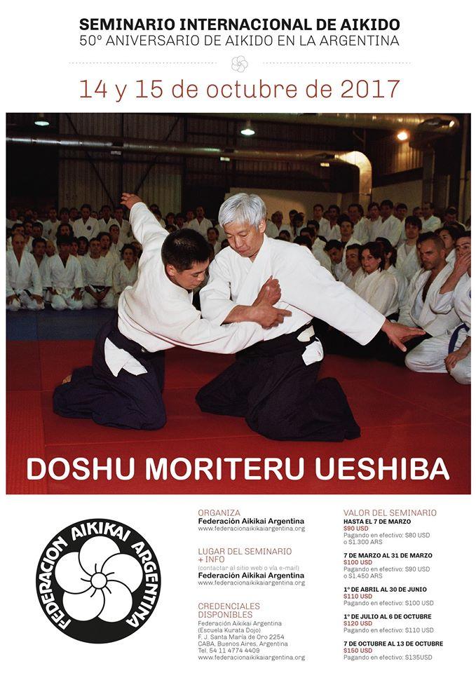 Seminario Doshu Ueshiba