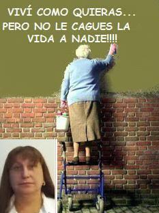 SE busca a la Narco Chora de Abuelos