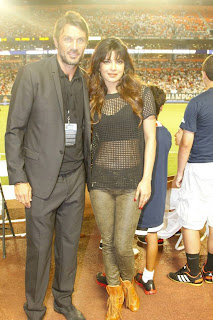 Priyanka Chopra watch the Real Madrid vs Chelsea match