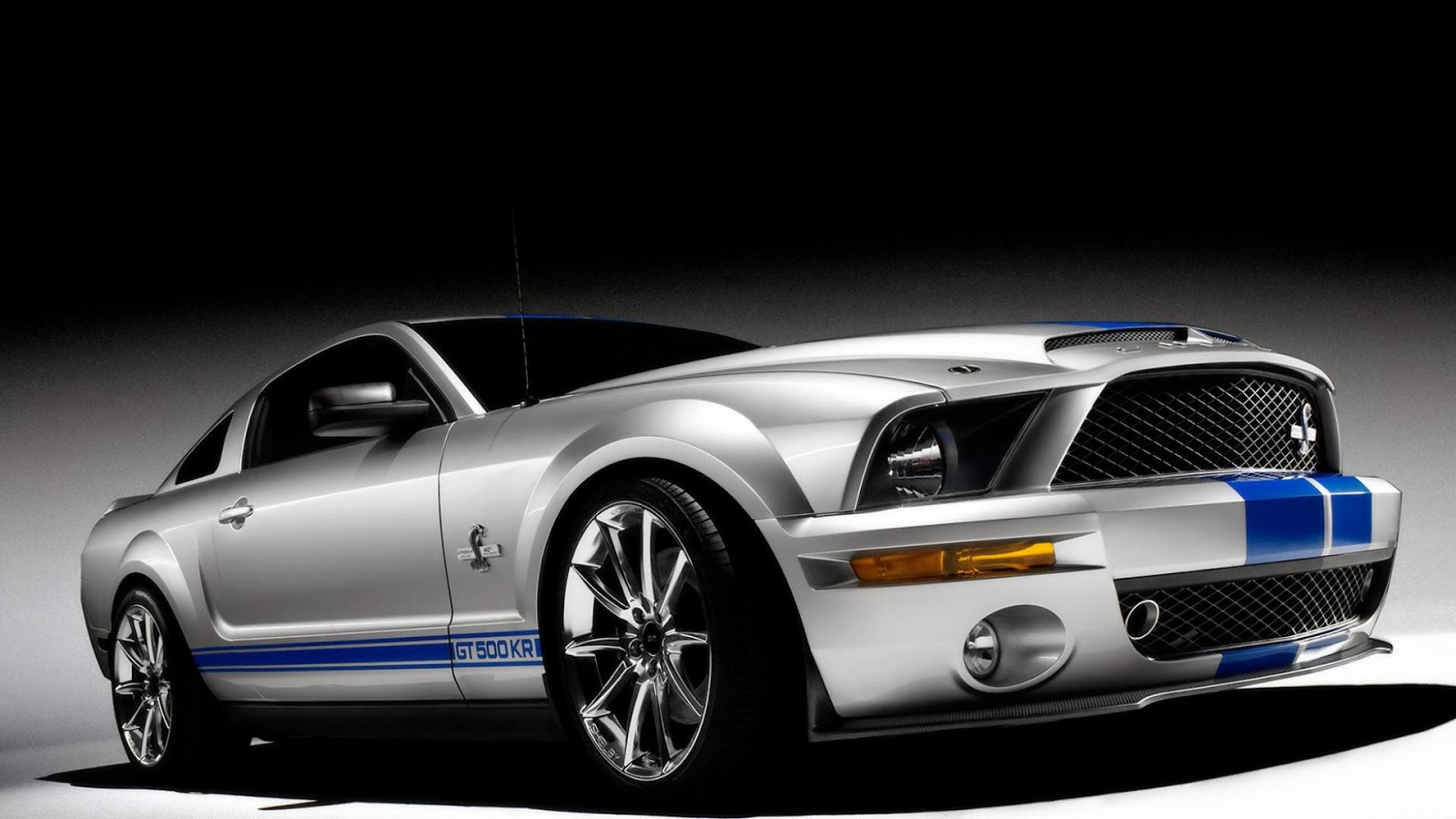 Silver Blue Car Best Car HD Wallpaper