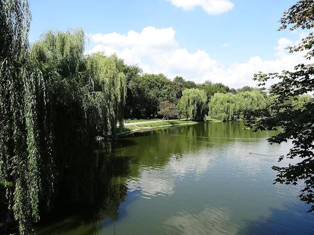Park miejski im. Stanisława Staszica w Kielcach