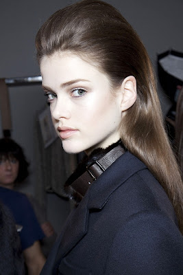 Fall/Winter 2011-2012 Hairstyle Trends-Max Mara