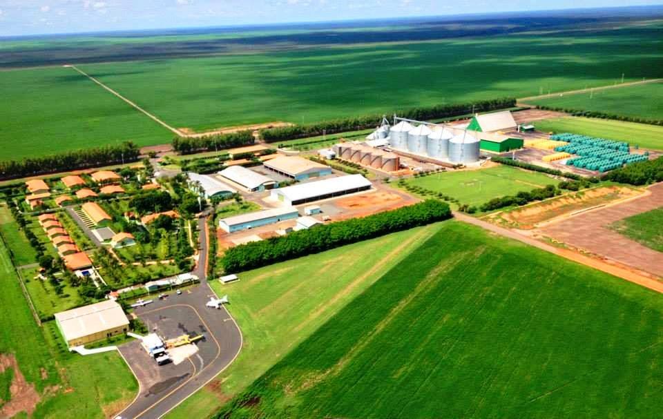 Fazendas Montadas Produzindo