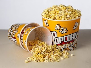 Authentic Movie Night Popcorn Tubs – Jumbo
