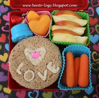 Bento-logy circle of love