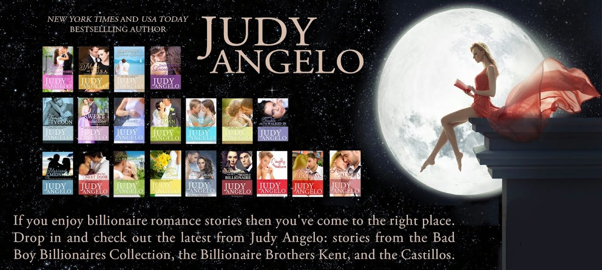 Judy Angelo - New York Times and USA Today best-selling author