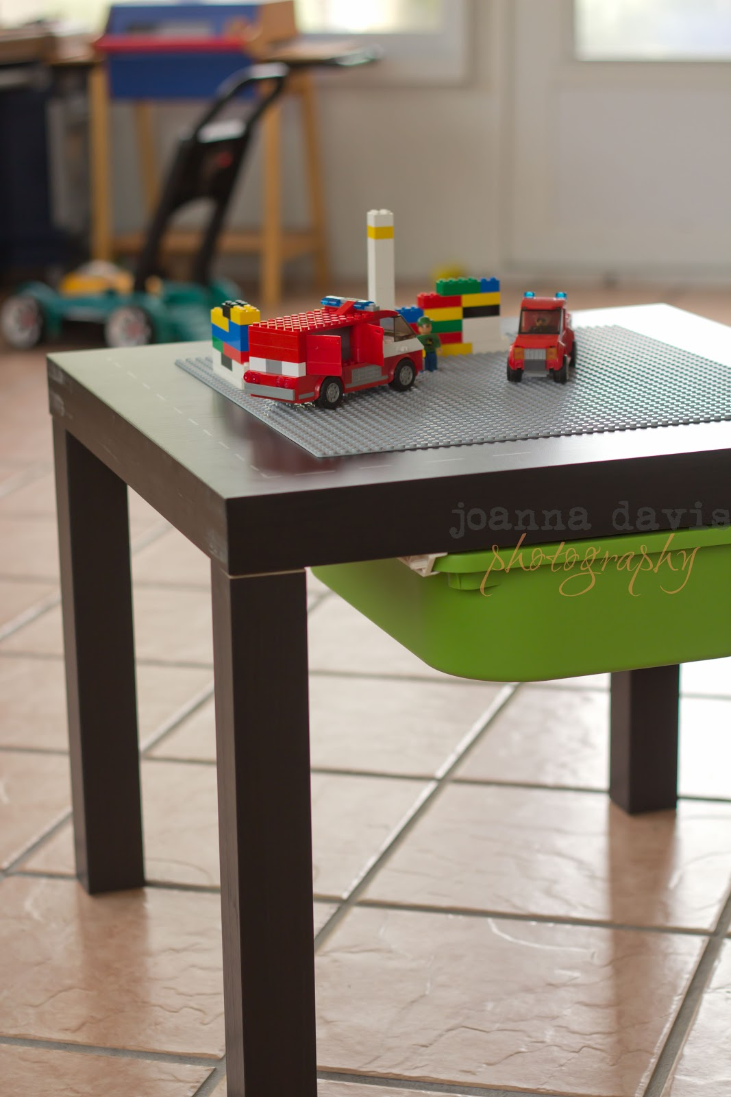 build a lego table for your classroom!
