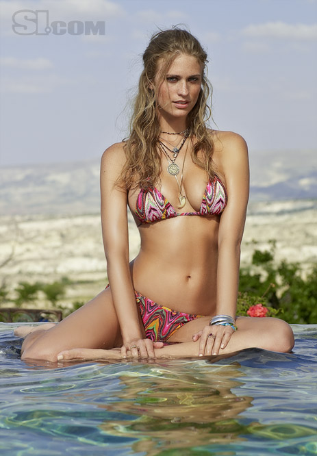 julie henderson the best of si swimsuit 2009 body painting