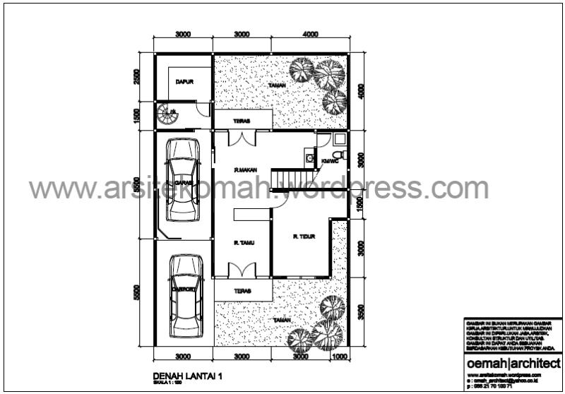 Desain Rumah Gratis Arsitektur Rumah