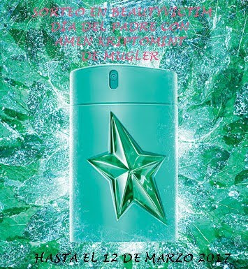 SORTEO A*MEN KRYPTOMINT DE MUGLER EN BEAUTYVICTIM
