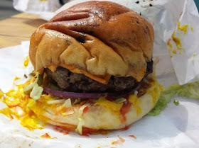 The Steak and Honour Cheeseburger