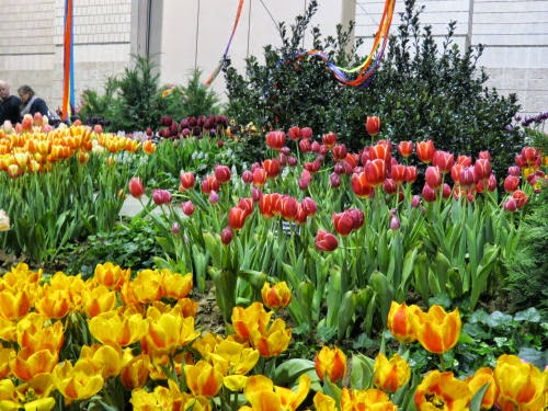 Philadelphia Flower Show 2015: Movies- Mary Poppins