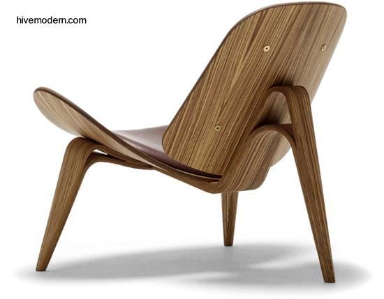 Arquitectura de casas sillas modernas de madera dise o for Sillas de metal modernas