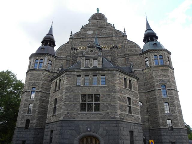 Nordiska Museum Stockholm