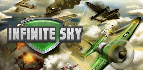 Infinite Sky Android - Game Perang Pesawat terbang buatan Indonesia