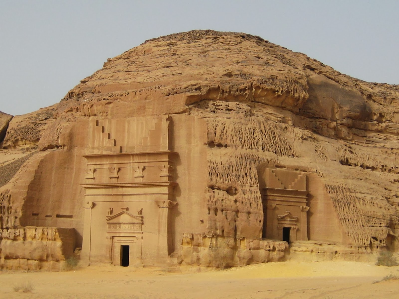 Al Ula Saudi Arabia  city pictures gallery : World Visits: Mada'in Saleh, A Historical Place In Saudi Arabia