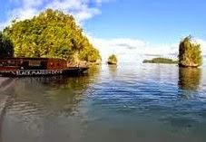 Teluk Tomini dan Pantai Olele