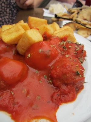 Potatas Bravas