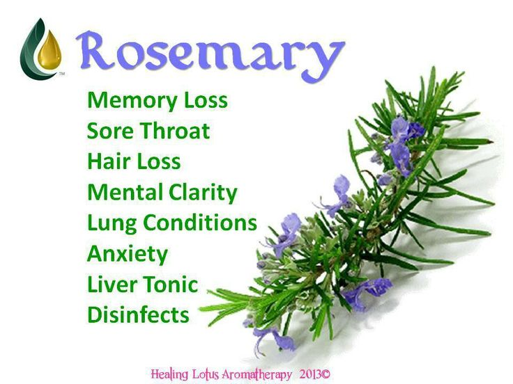 benefits rosemary