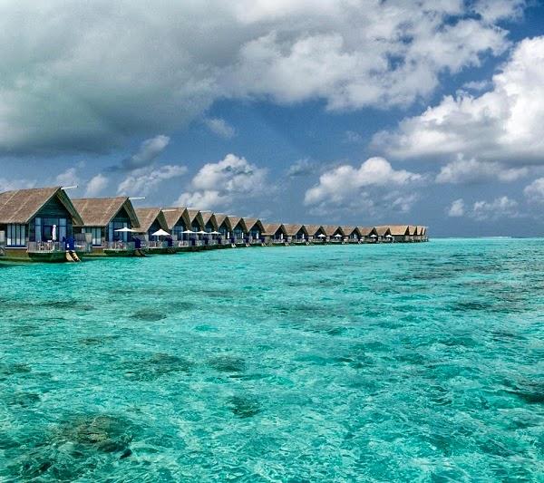 حقائق مذهلة: فندق القارب بجزيرة الكاكاو في المالديف بالصور !!