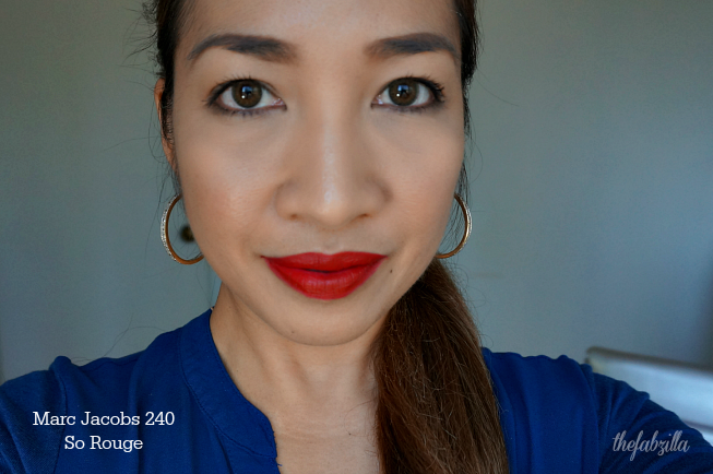 Top Red Lipstick, Tom Ford Lip Color Matte Ruby Rush, Marc Jacobs So Rouge, YSL Rouge in Danger, Burberry Lip Cover Ruby, Givenchy Rouge D'Exception, Review, Swatch,Red Must-Have, How to Wear Red Lipstick