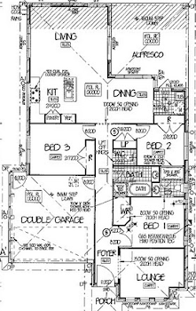 Trenton 20 Floor Plan