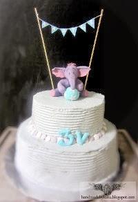 Heffalump cake