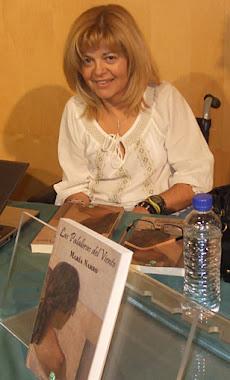 El color de las palabras, María Narro: escritora.