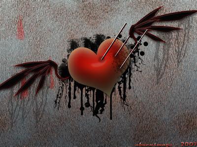 """Puisi Putus Cinta """"sedihku"""""""